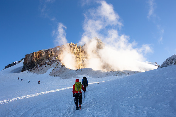 Miyar Adventures: Mt Baker - Easton Glacier 24JUN19