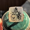 'Pineapple Family Crest' Chalcedony Ring, by Seal & Scribe 28