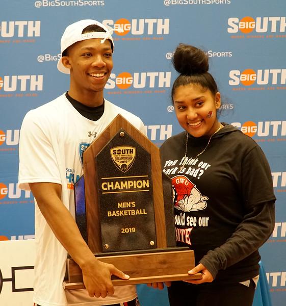 MBB Big South Championship