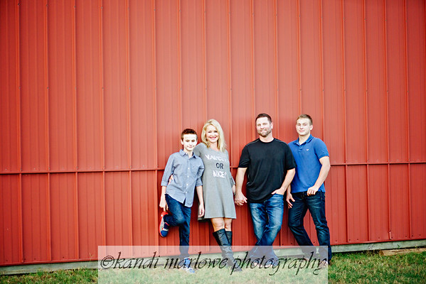 The Marlowe Family 2016