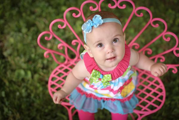 Baby Sadie 9 Months Old