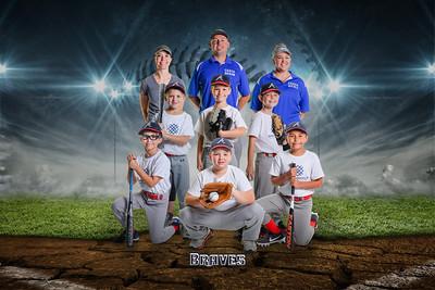 2019 Fall Baseball- 8U