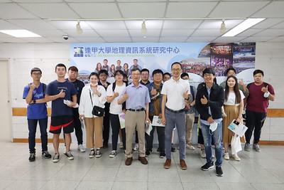 20210421東海大學工業工程與經營資訊研究所參訪