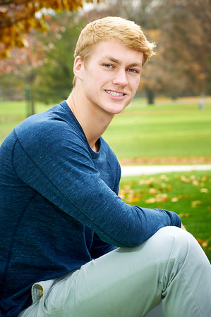 Grant Schrader, Senior, Portraits, CC, Lafayette, IN