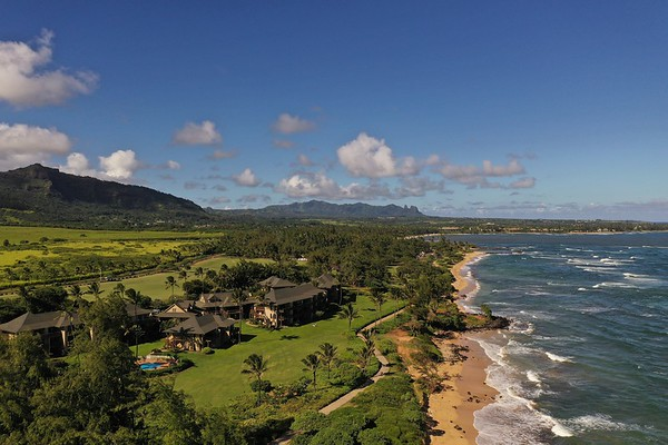 East Coast From Kaha Lani