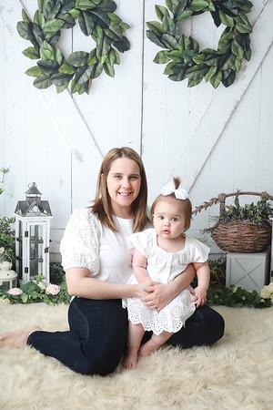 Sharon & Babies