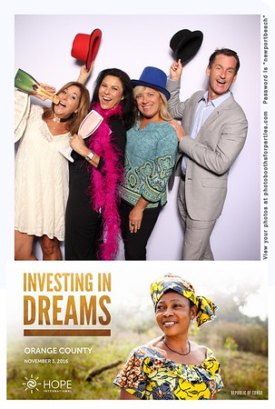Hope International - Investing in Dreams