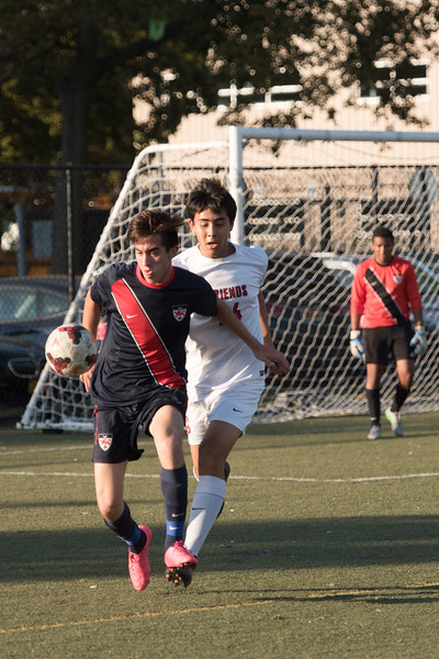 Friends Seminary Varsity Boys Soccer