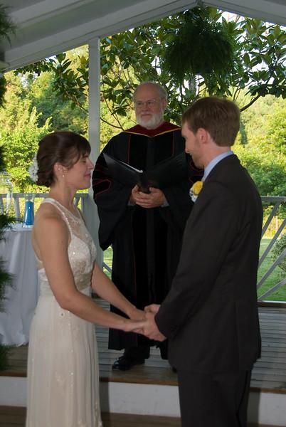 Alice & Carl's Wedding - July 11, 2008