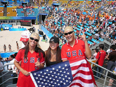 2008 Olympics Beijing Beach Volleyball