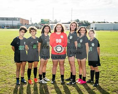 Lafayette High Girls Soccer 2018
