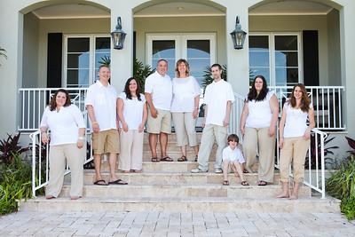 Erin Trahan Family