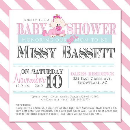 Missy Shower