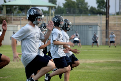 Knights:  First Practice