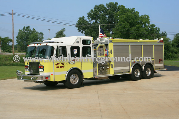 Leroy Township, Michigan Fire Department