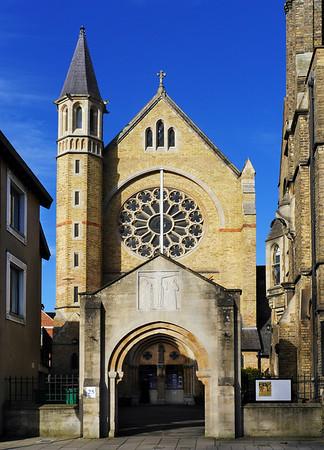 Oxford Oratory, St Aloysius, Roman Catholic, 25 Woodstock Road, St Giles, Oxford, OX2 6HA