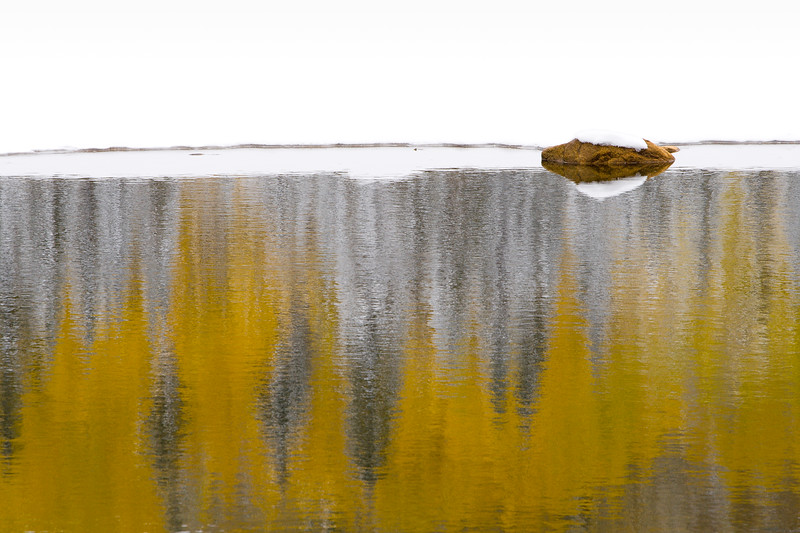 'One Rock' - Lost Lake Slough, Colorado