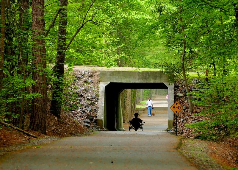 South Carolina: Augusta Greeneway