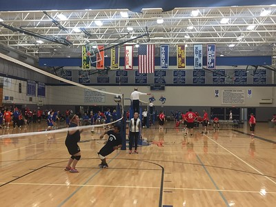 WI Special Olympics Volleyball