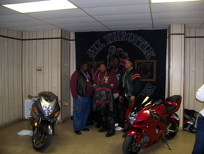 All Throttle Mobile Chapter Mardi Gras Coming Out