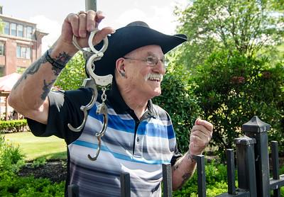 Escape artist Roger Lavoie