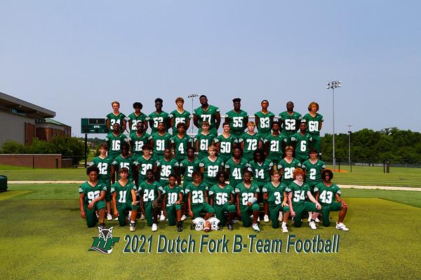 2021 B-Team Football
