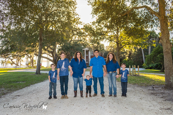 Kathy Peterson Family