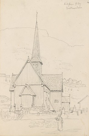Fåvang church