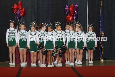 Lake Shore Jr Cheerleading Varsity