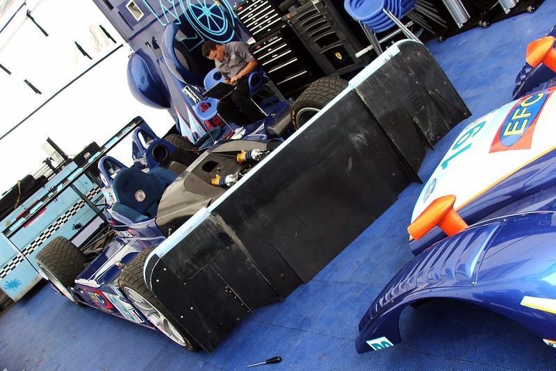 lmp2-van der Steur Racing Inc.