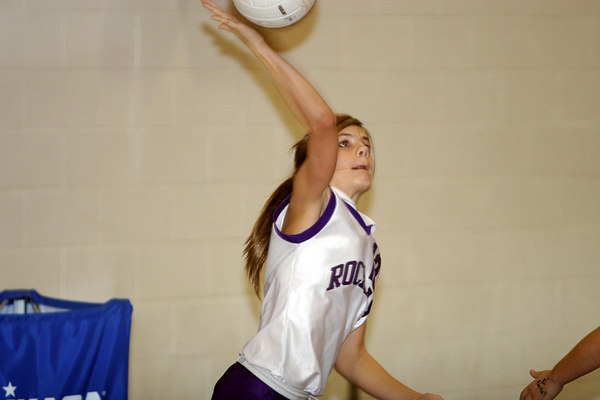 2006 RMS 8TH GRADE VOLLEYBALL