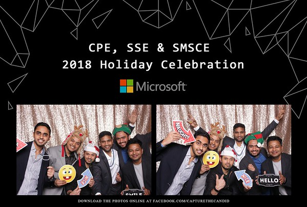 Microsoft MoPop Holiday Party