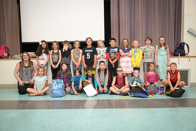 3rd Grade End of Year