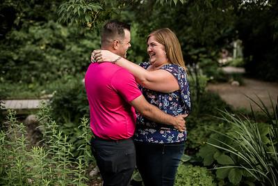 Carlie + Donovan, Engaged!