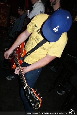Hands Like Bricks - at Old Towne Pub - Pasadena, CA - June 10, 2011