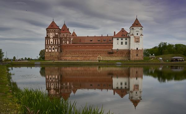 2017-05-18 Беларусь - Мирский замок
