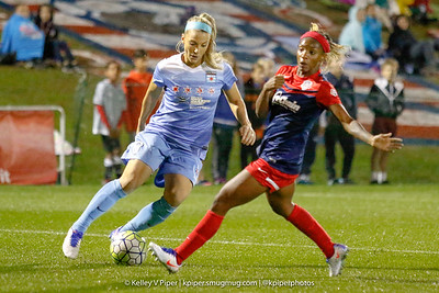 Washington Spirit v Chicago Red Stars NWSL Semifinal (30 Sep 2016)