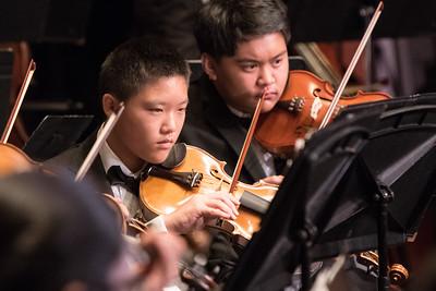 String Orchestra Autumn Concert