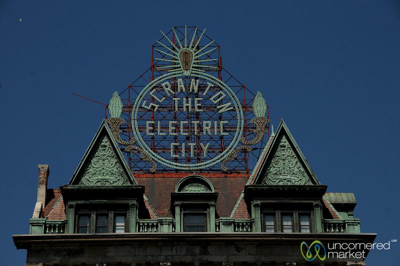 Scranton the Electric City - Pennsylvania