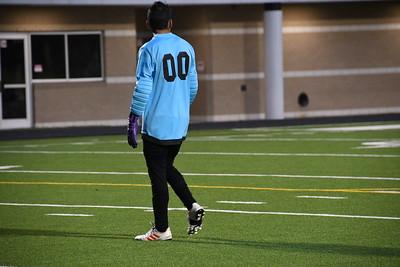 2019 Boys JV Soccer vs Dayton