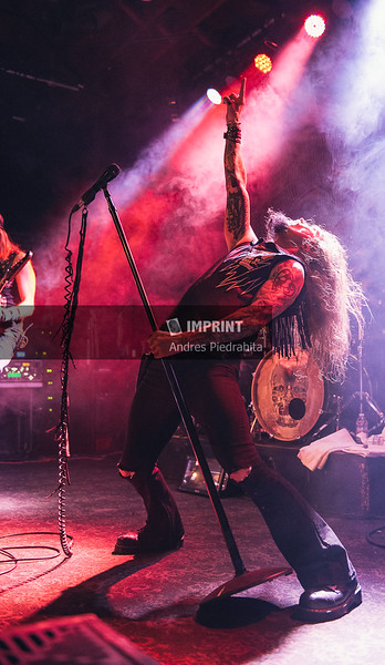 Amorphis at Slim's - San Francisco, CA   10.09.2019