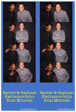 Rachel & Raphael's B'nai Mitzvah
