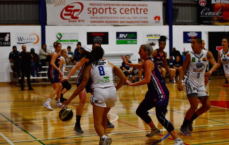 WNBL Adelaide Lightning v Sydney Flames