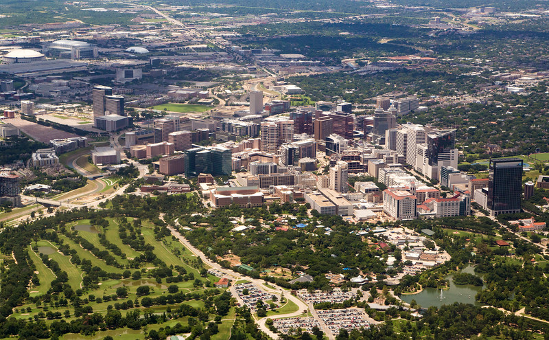 Houston's world-renowned Medical Center.