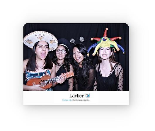 LAYHER @ Fiesta de Fin de Año