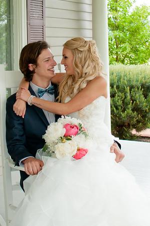 Lucas and Carter Wedding
