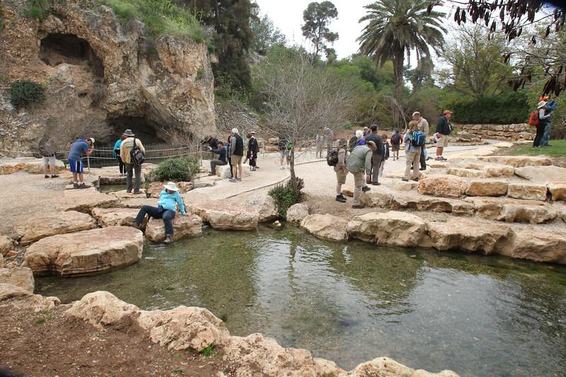 Israel Day 11 - Lake Galilee to Jerusalem