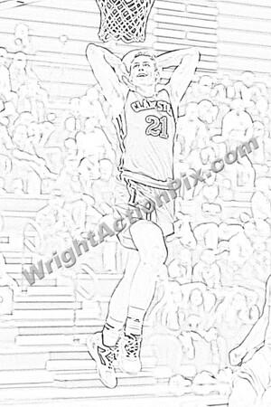 2916 12 07 Clarkston Varsity Basketball vs Lake Orion