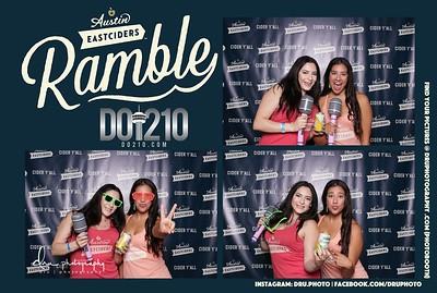 Austin Eastciders Ramble 08.18.17