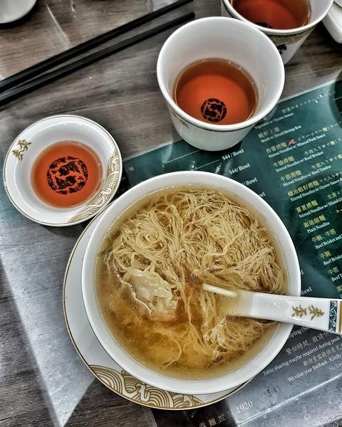 Mak's Noodles in Hong Kong